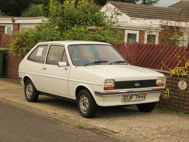 Ford Fiesta 1.1 1980 photo - 3