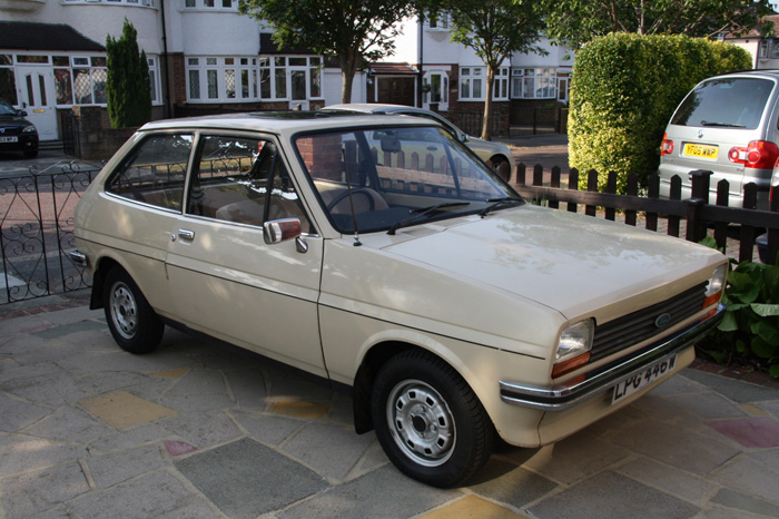 Ford Fiesta 1.1 1980 photo - 5