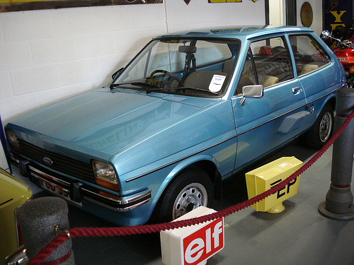 Ford Fiesta 1.1 1980 photo - 6