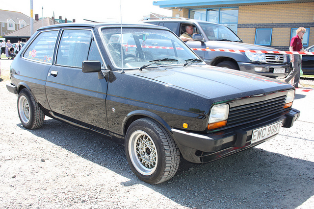 Ford Fiesta 1.1 1982 photo - 1