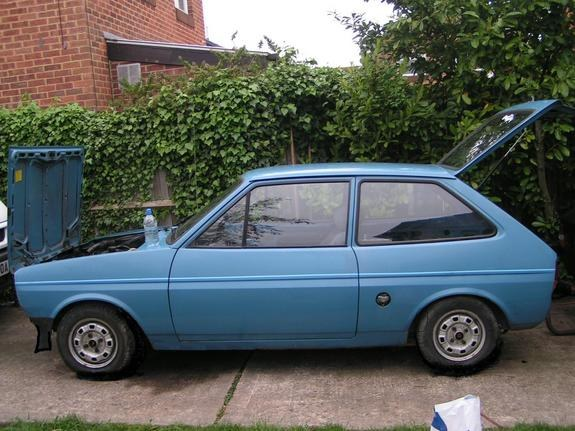 Ford Fiesta 1.1 1982 photo - 10
