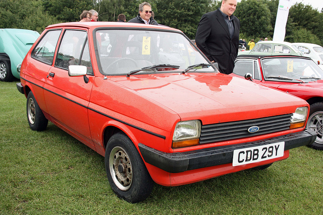 Ford Fiesta 1.1 1982 photo - 11