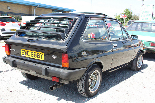 Ford Fiesta 1.1 1982 photo - 4