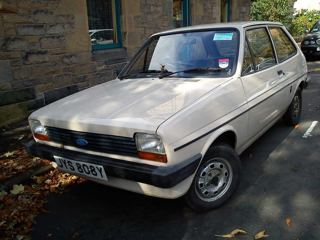 Ford Fiesta 1.1 1982 photo - 5