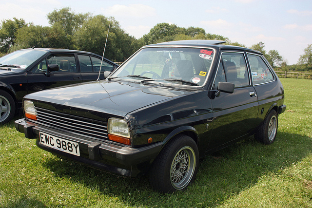 Ford Fiesta 1.1 1982 photo - 6