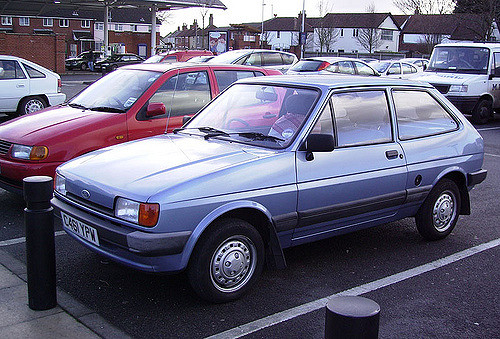 Ford Fiesta 1.1 1985 photo - 1