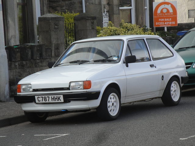 Ford Fiesta 1.1 1985 photo - 3