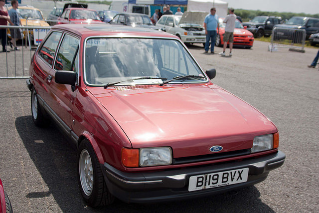 Ford Fiesta 1.1 1985 photo - 7