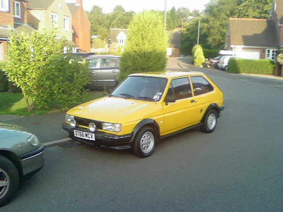 Ford Fiesta 1.1 1987 photo - 10