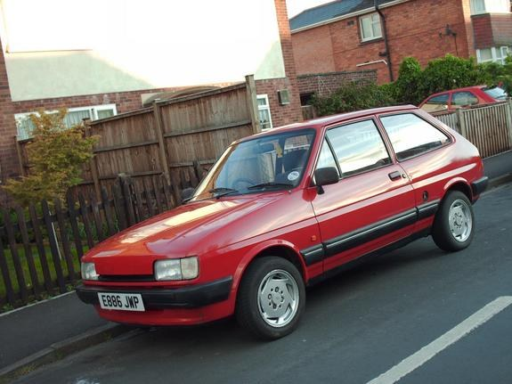 Ford Fiesta 1.1 1987 photo - 12