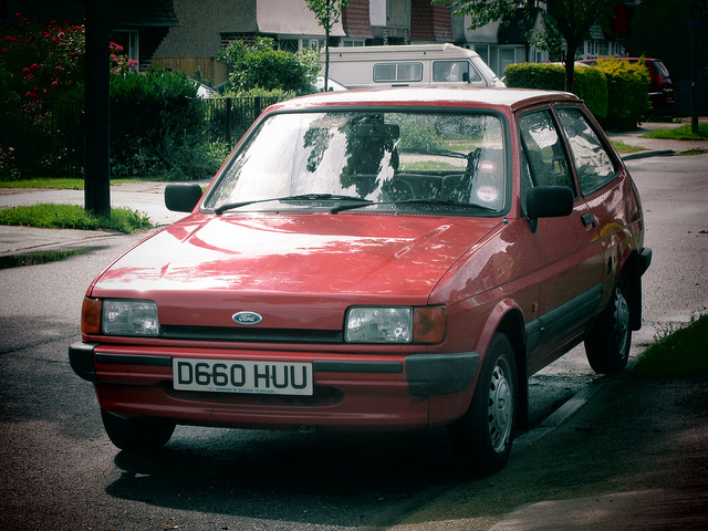 Ford Fiesta 1.1 1987 photo - 3