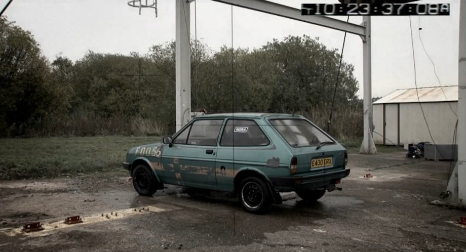 Ford Fiesta 1.1 1987 photo - 4