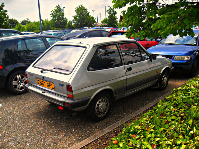 Ford Fiesta 1.1 1987 photo - 5
