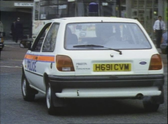 Ford Fiesta 1.1 1989 photo - 11