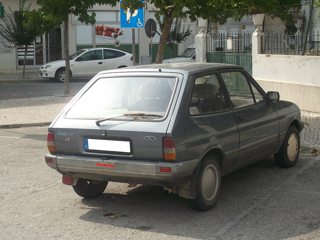 Ford Fiesta 1.1 1989 photo - 3