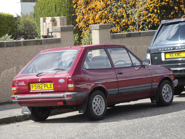 Ford Fiesta 1.1 1989 photo - 6