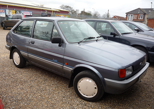 Ford Fiesta 1.1 1989 photo - 7
