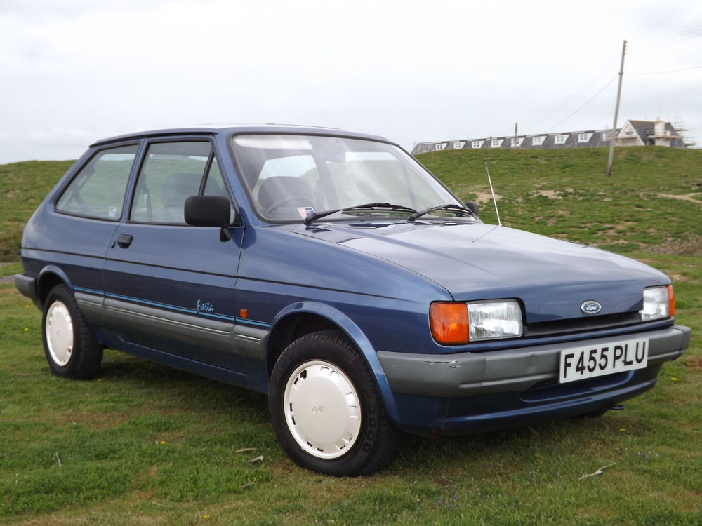 Ford Fiesta 1.1 1989 photo - 8