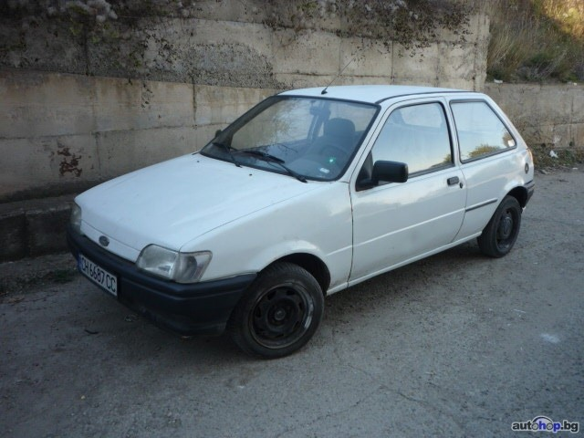 Ford Fiesta 1.1 1992 photo - 1