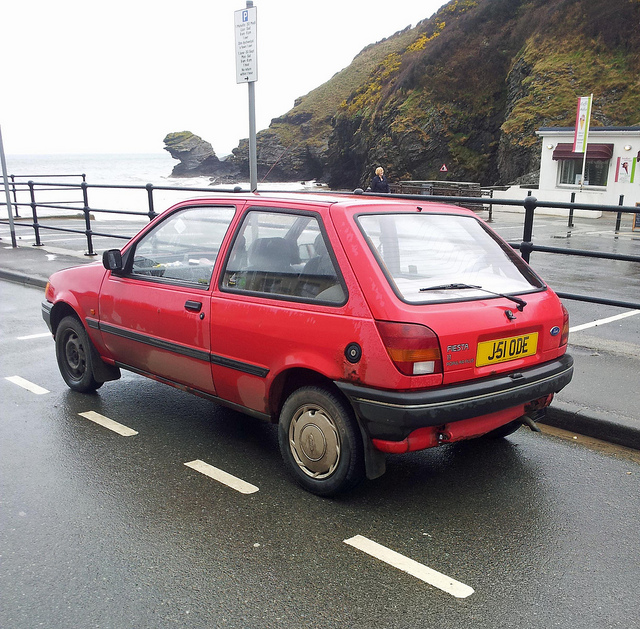 Ford Fiesta 1.1 1992 photo - 11