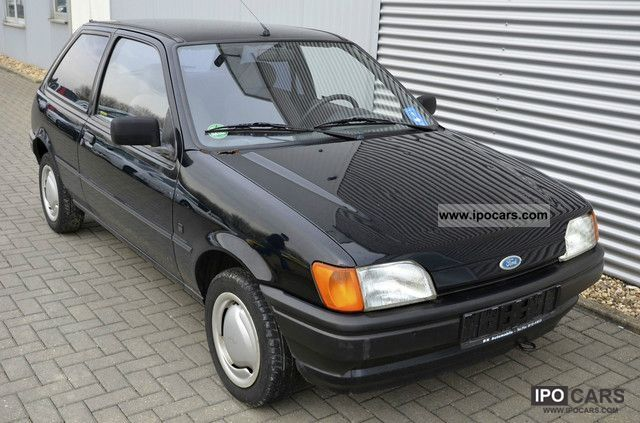 Ford Fiesta 1.1 1992 photo - 2