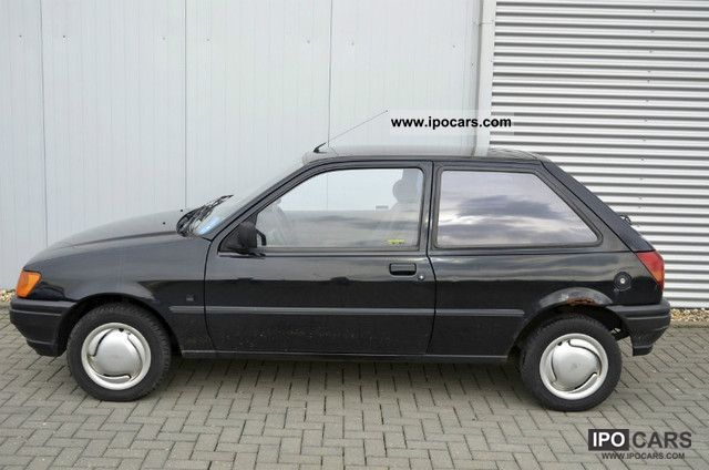 Ford Fiesta 1.1 1992 photo - 7