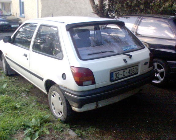 Ford Fiesta 1.1 1992 photo - 8
