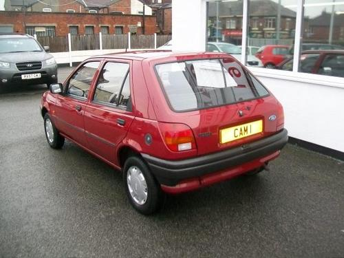 Ford Fiesta 1.1 1993 photo - 5