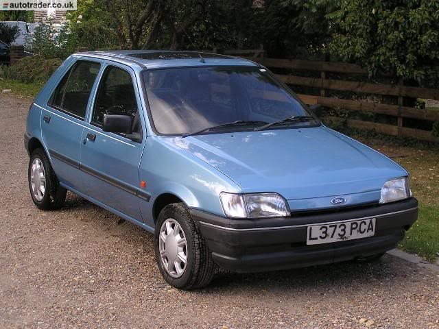 Ford Fiesta 1.1 1993 photo - 6