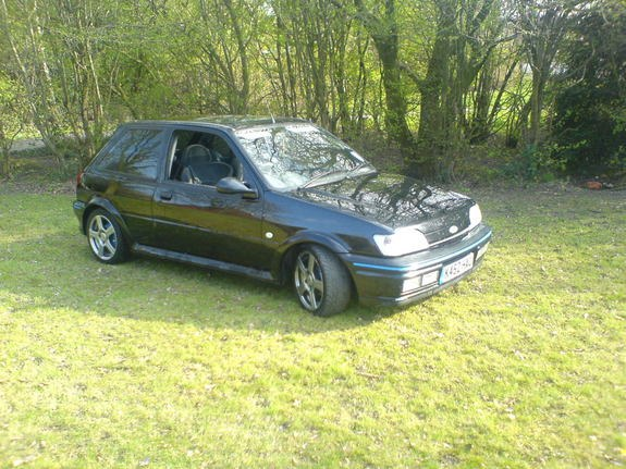 Ford Fiesta 1.1 1993 photo - 7