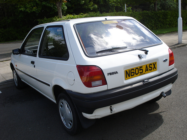 Ford Fiesta 1.1 1995 photo - 2