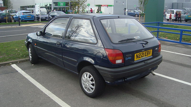 Ford Fiesta 1.1 1995 photo - 9