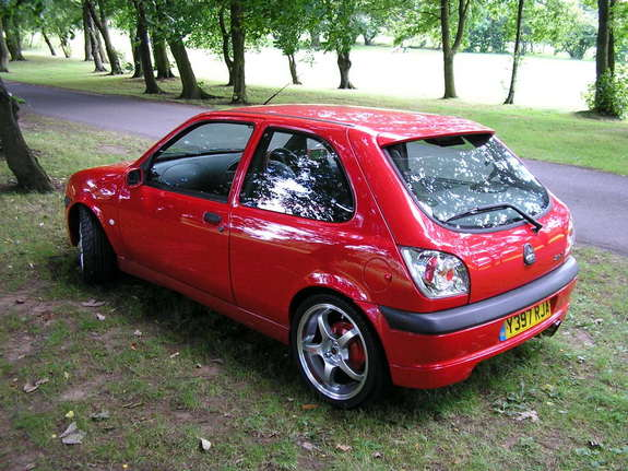 Ford Fiesta 1.1 1998 photo - 12