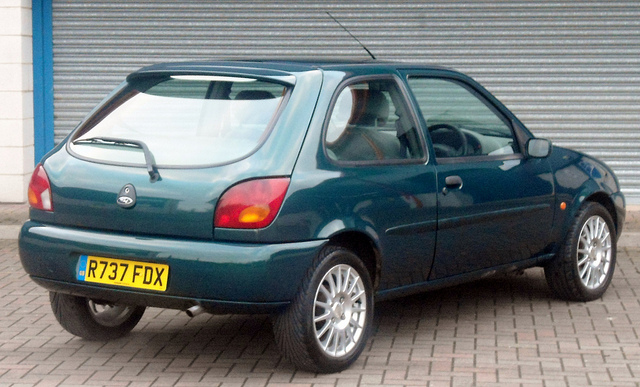 Ford Fiesta 1.1 1998 photo - 5