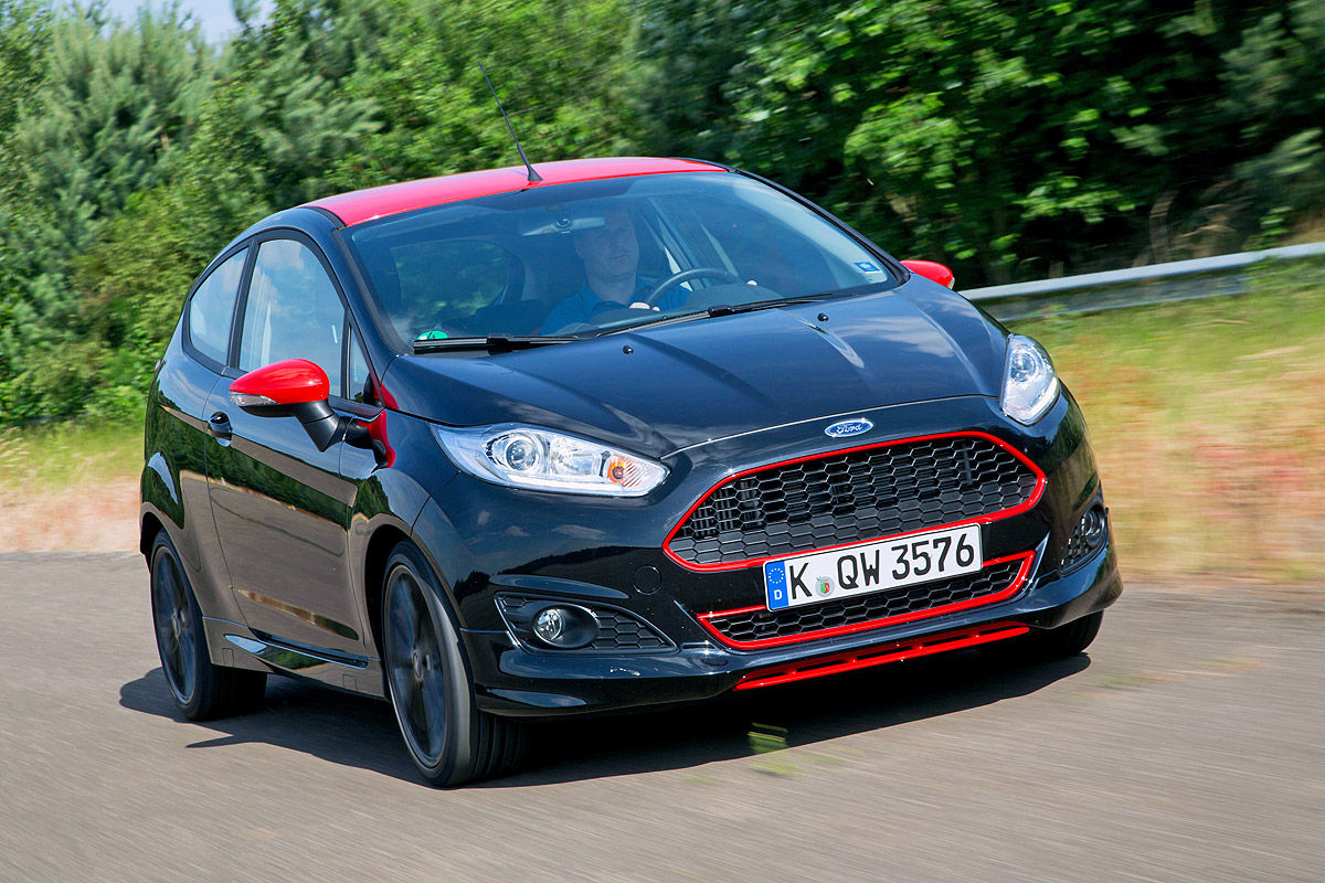 Ford Fiesta 1.1 2013 photo - 7
