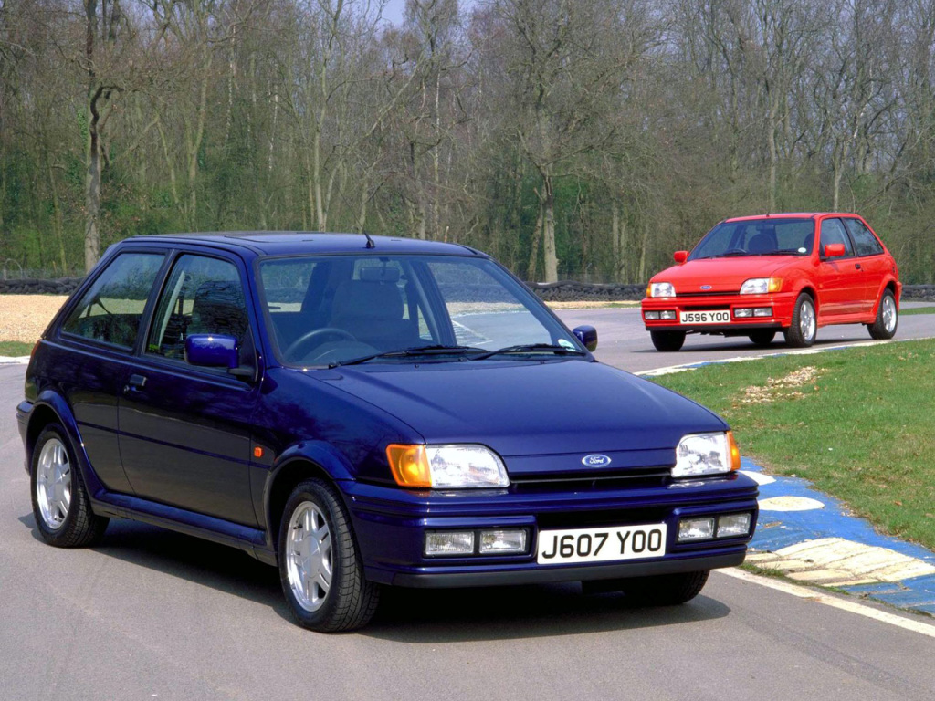 Ford Fiesta 1.1i 1993 photo - 11