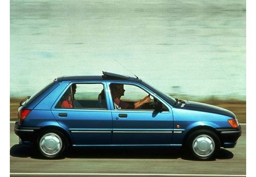 Ford Fiesta 1.1i 1993 photo - 8