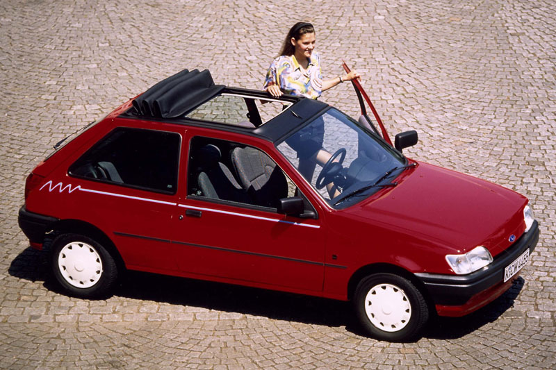 Ford Fiesta 1.1i 1995 photo - 5