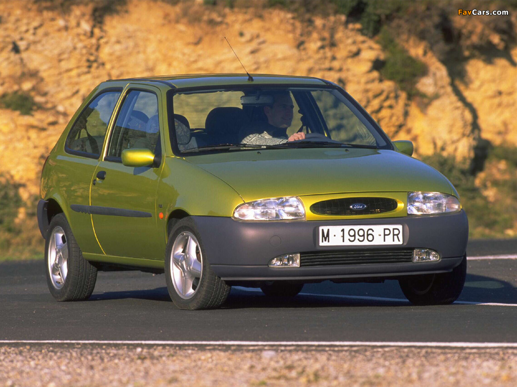 Ford Fiesta 1.1i 1995 photo - 8