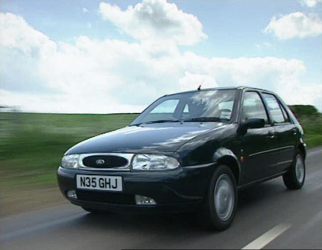 Ford Fiesta 1.25 1996 photo - 1