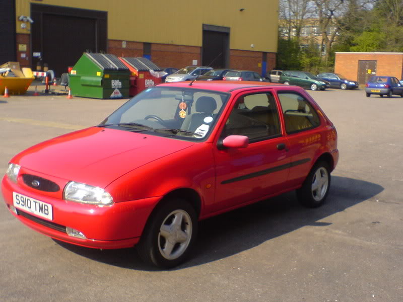 Ford Fiesta 1.25 1998 photo - 1