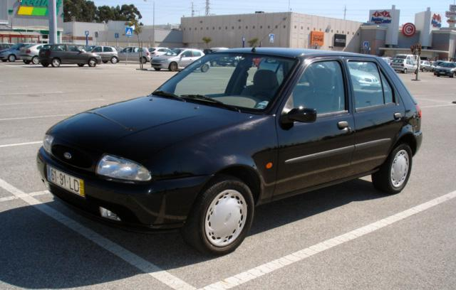 Ford Fiesta 1.25 1998 photo - 11