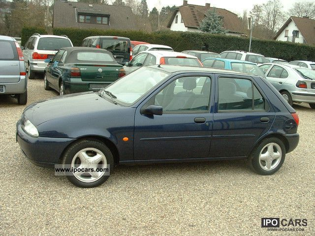 Ford Fiesta 1.25 1998 photo - 12