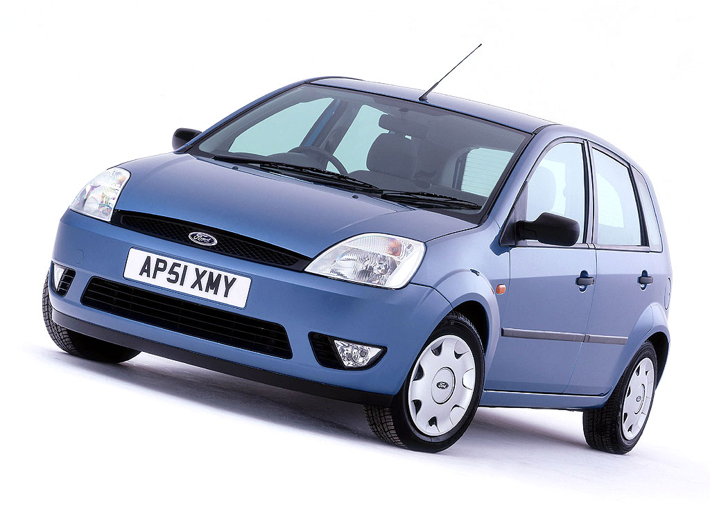 Ford Fiesta 1.25 2002 photo - 12