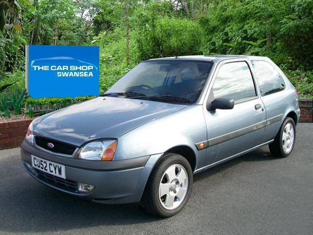 Ford Fiesta 1.25 2002 photo - 3