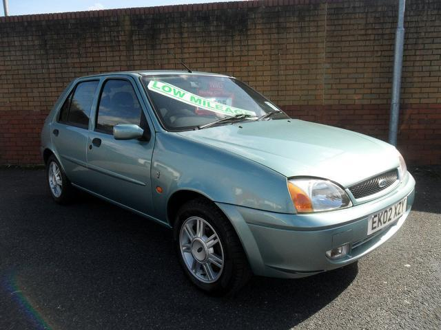 Ford Fiesta 1.25 2002 photo - 5