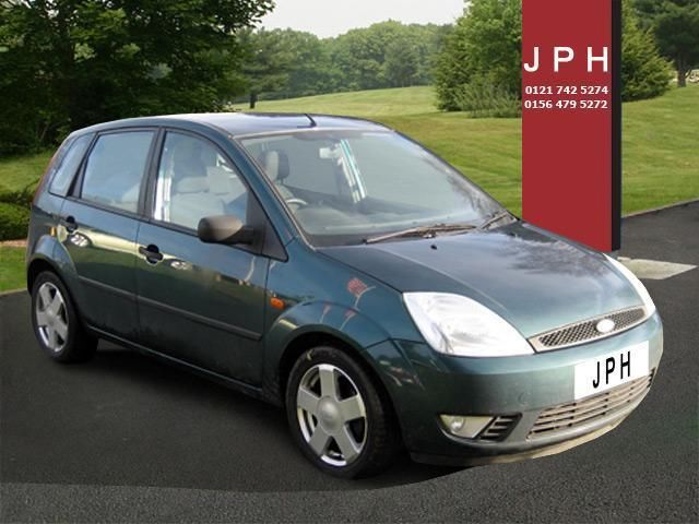 Ford Fiesta 1.25 2002 photo - 7
