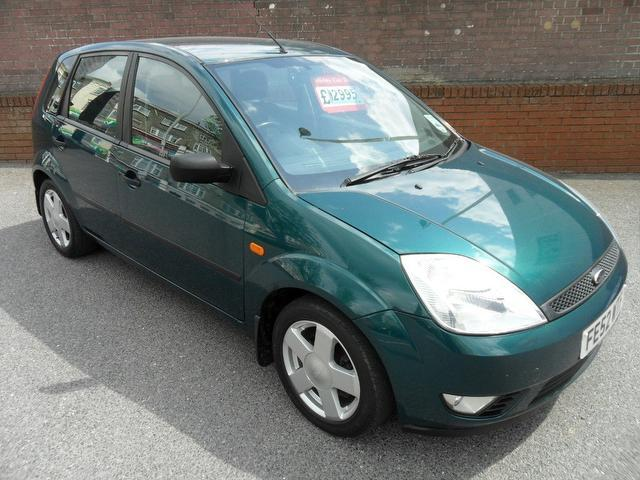 Ford Fiesta 1.25 2002 photo - 9