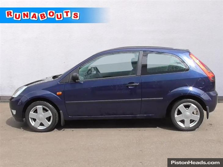 Ford Fiesta 1.25 2003 photo - 5