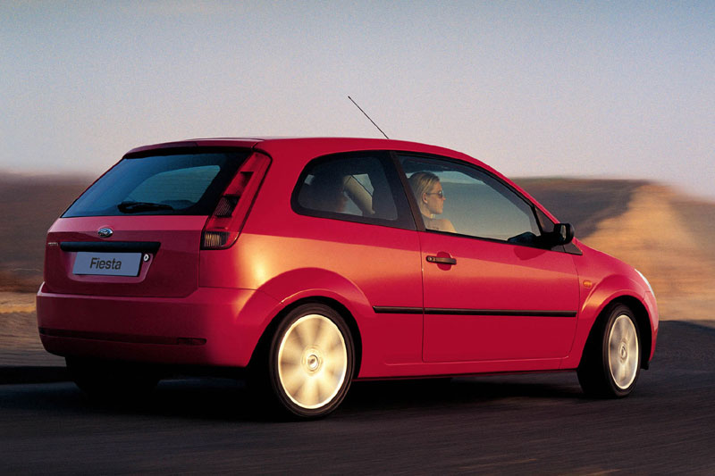 Ford Fiesta 1.25 2003 photo - 7